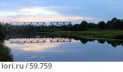 Купить «Железнодорожный мост (по дороге в Клинцы, Брянская обл.)», фото № 59759, снято 16 июля 2018 г. (c) Элеонора Лукина (GenuineLera) / Фотобанк Лори