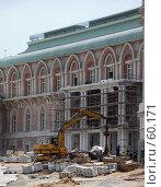 Купить «Царицыно. Многовековое строительство», фото № 60171, снято 24 июня 2007 г. (c) urchin / Фотобанк Лори