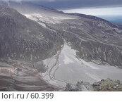 Купить «Склон вулкана Шивелуч», фото № 60399, снято 11 июня 2007 г. (c) Maxim Kamchatka / Фотобанк Лори