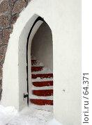 Купить «Лестница», фото № 64371, снято 19 марта 2006 г. (c) Argument / Фотобанк Лори