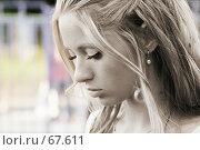 Красотка (2007 год). Редакционное фото, фотограф Оксана Кущенко / Фотобанк Лори