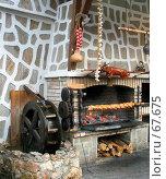 Старинная печь. Стоковое фото, фотограф Дмитрий Гришин / Фотобанк Лори