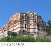 Руины Нессебара (2005 год). Стоковое фото, фотограф Дмитрий Гришин / Фотобанк Лори