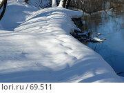 Купить «Зимний берег», фото № 69511, снято 25 февраля 2007 г. (c) Николай Богоявленский / Фотобанк Лори