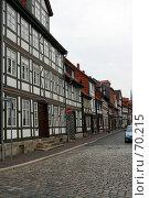 Купить «Германия. Хилдесхейм. Городской пейзаж», фото № 70215, снято 12 июля 2007 г. (c) Александр Секретарев / Фотобанк Лори