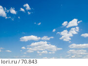 Купить «Приморское небо», фото № 70843, снято 23 июня 2007 г. (c) Угоренков Александр / Фотобанк Лори
