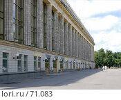 Купить «Малая спортивная арена. Лужники», фото № 71083, снято 29 июля 2007 г. (c) urchin / Фотобанк Лори