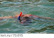Купить «Пловец», фото № 73015, снято 23 августа 2004 г. (c) Морозова Татьяна / Фотобанк Лори