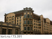 Купить «Городской особняк», фото № 73391, снято 16 июля 2007 г. (c) Argument / Фотобанк Лори