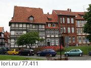 Купить «Германия. Хилдесхейм. Городской пейзаж», фото № 77411, снято 12 июля 2007 г. (c) Александр Секретарев / Фотобанк Лори