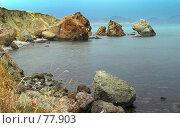 Купить «Карадагский заповедник», фото № 77903, снято 18 августа 2004 г. (c) Морозова Татьяна / Фотобанк Лори