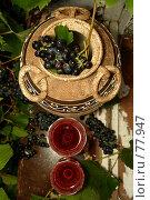 Купить «Виноделие», фото № 77947, снято 2 сентября 2006 г. (c) Alla Andersen / Фотобанк Лори