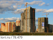Купить «На окраине Красногорска», фото № 78479, снято 2 сентября 2007 г. (c) Игорь Веснинов / Фотобанк Лори