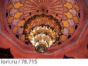 Купить «Люстра», фото № 78715, снято 23 августа 2007 г. (c) Лифанцева Елена / Фотобанк Лори