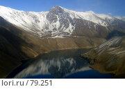Купить «Открытки с Памира: горная река», фото № 79251, снято 16 ноября 2004 г. (c) Алексей Ладыгин / Фотобанк Лори
