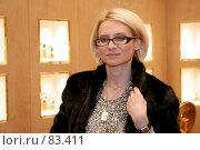 Купить «Эвелина Хромченко», фото № 83411, снято 7 декабря 2006 г. (c) Алексей Довгуля / Фотобанк Лори