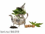 Купить «Марокканский чай», фото № 84019, снято 12 июля 2007 г. (c) Владимир Мельник / Фотобанк Лори