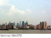 Купить «Шанхай. Китай», фото № 84079, снято 8 сентября 2007 г. (c) Екатерина Овсянникова / Фотобанк Лори