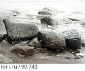 Купить «Камни», эксклюзивное фото № 90743, снято 3 августа 2007 г. (c) Михаил Карташов / Фотобанк Лори