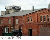 Купить «Мосгаз и Винзавод», фото № 94703, снято 19 июля 2007 г. (c) Екатерина Соловьева / Фотобанк Лори