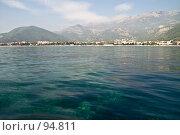 Купить «Легендарно прозрачные воды теплого Адриатического моря», фото № 94811, снято 5 октября 2007 г. (c) Павел Гаврилов / Фотобанк Лори