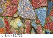 Купить «Декоративный фон. (Decorative background. )», фото № 95735, снято 8 октября 2007 г. (c) Анатолий Теребенин / Фотобанк Лори