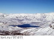 Купить «Горы», фото № 97611, снято 6 января 2007 г. (c) Чеботарев Григорий Владимирович / Фотобанк Лори