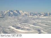 Купить «Горы», фото № 97819, снято 30 декабря 2006 г. (c) Чеботарев Григорий Владимирович / Фотобанк Лори