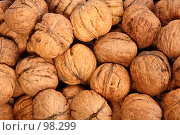 Купить «Грецкие орехи», фото № 98299, снято 11 октября 2007 г. (c) Владимир Мельник / Фотобанк Лори