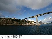 Купить «Подплывая к Кристиансунду. Норвегия», фото № 103971, снято 22 апреля 2018 г. (c) Наталья Белотелова / Фотобанк Лори