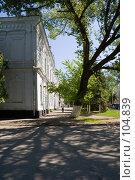 Новочеркасск, Дворцовая улица. Стоковое фото, фотограф Борис Панасюк / Фотобанк Лори