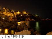 Купить «Испания, Ллорет де Мар, ночной пейзаж», фото № 106919, снято 23 августа 2007 г. (c) Александр Соболев / Фотобанк Лори