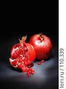 Купить «Гранат. Pomegranate», фото № 110339, снято 4 ноября 2007 г. (c) Лифанцева Елена / Фотобанк Лори