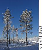 Купить «Радиолокатор», фото № 113883, снято 9 ноября 2007 г. (c) Владимир Ильин / Фотобанк Лори