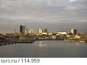 Купить «Таллин. Город освещенный восходящим солнцем», фото № 114959, снято 25 мая 2018 г. (c) Игорь Соколов / Фотобанк Лори