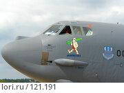 Купить «Неандерталец на борту! МАКС 2007», фото № 121191, снято 26 августа 2007 г. (c) Герман Молодцов / Фотобанк Лори