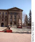 Купить «СГУПС», фото № 122331, снято 11 апреля 2007 г. (c) Derinat / Фотобанк Лори