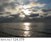 Купить «Финский залив вечер зима», фото № 124379, снято 17 ноября 2007 г. (c) Алексей / Фотобанк Лори
