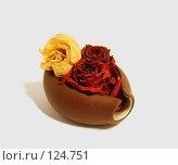 Купить «Розы в ча хе», фото № 124751, снято 22 ноября 2007 г. (c) Екатерина Дындыкина / Фотобанк Лори