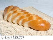 Купить «Белый хлеб в нарезку», фото № 125767, снято 20 октября 2007 г. (c) Петухов Геннадий / Фотобанк Лори