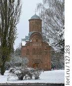 Купить «Пятницкая церковь. Чернигов.», фото № 127283, снято 13 ноября 2007 г. (c) Тютькало Игорь / Фотобанк Лори