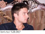 Купить «Сергей Лазарев, певец», фото № 128067, снято 24 ноября 2007 г. (c) Андрей Старостин / Фотобанк Лори