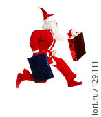 Купить «Санта Клаус», фото № 129111, снято 16 сентября 2007 г. (c) Серёга / Фотобанк Лори