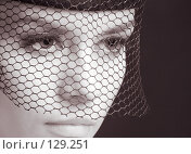Портрет  девушки. Стоковое фото, фотограф Серёга / Фотобанк Лори