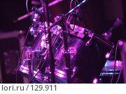 Купить «Барабанная установка», фото № 129911, снято 17 марта 2007 г. (c) Георгий Марков / Фотобанк Лори
