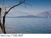 Озеро Maggiore - Италия. Стоковое фото, фотограф Влада Посадская / Фотобанк Лори