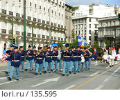Купить «Греческая Гвардия, смена караула», фото № 135595, снято 18 ноября 2007 г. (c) Светлана Черненко / Фотобанк Лори
