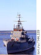 Купить «Учебный корабль «Североморец»», фото № 144339, снято 8 ноября 2007 г. (c) Алексей Баринов / Фотобанк Лори