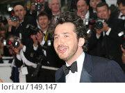 Купить «Знаменитость. Эдуард Баер», фото № 149147, снято 11 мая 2005 г. (c) Денис Макаренко / Фотобанк Лори