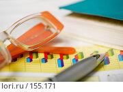 Купить «Финансовый прогноз», фото № 155171, снято 20 декабря 2007 г. (c) Олег Селезнев / Фотобанк Лори